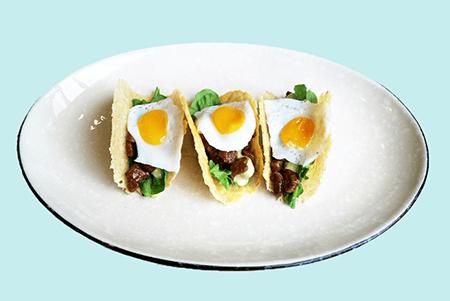 Sunnies Cafe - Crispy Tacos